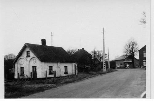 Gelieren spoorweghuisje, maart 1967